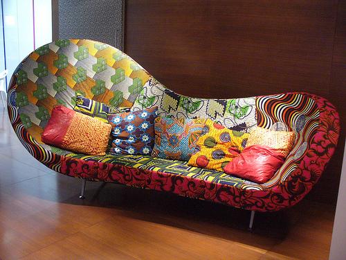 Dressed up sofa comfort works blog design inspirations - Sofa afrika style ...