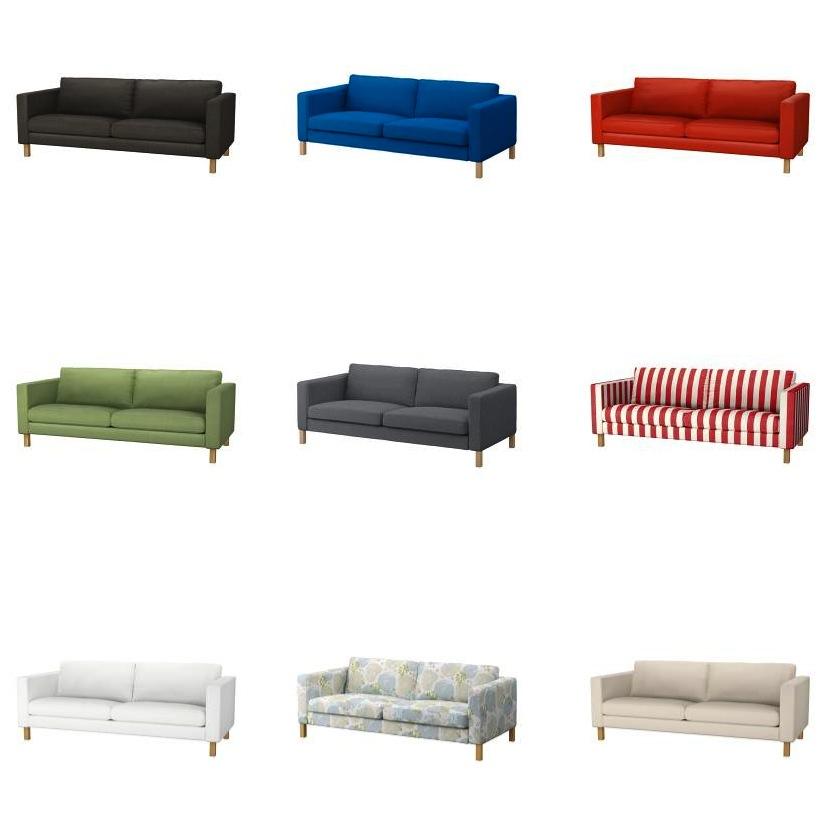 Decoding Discoloration The IKEA Karstald Sofa Cover Dilemma