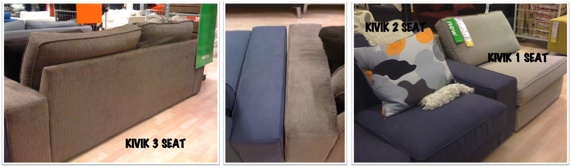IKEA Kivik Sofa Series Review - Comfort Works Blog ...