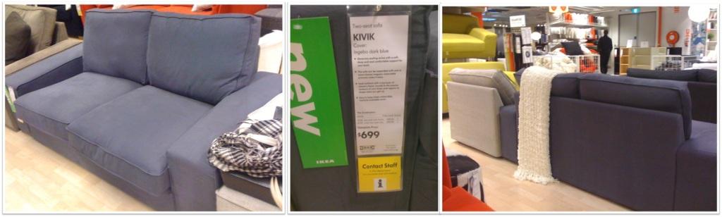Reseña de Kivik de IKEA por Comfort Works