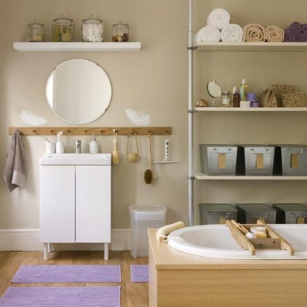 Bathroom decoration ideas |Comfort Works